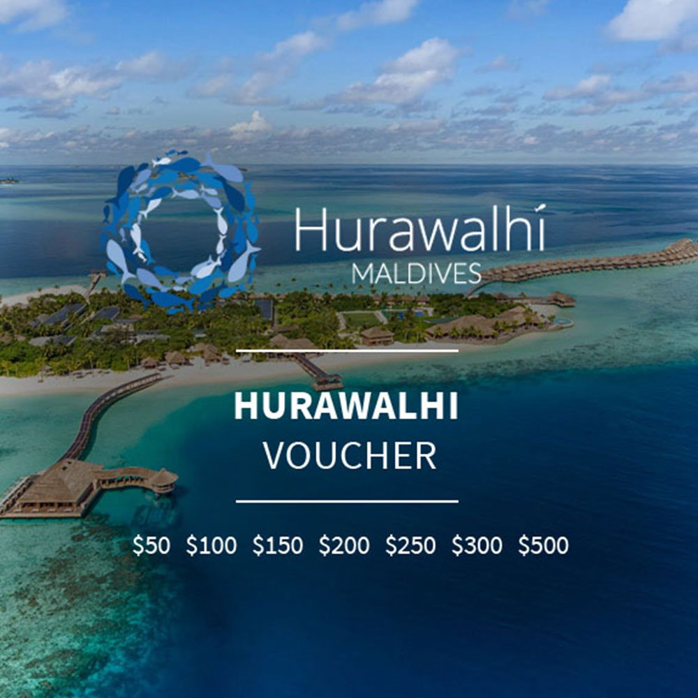 Hurawalhi Maldives Voucher