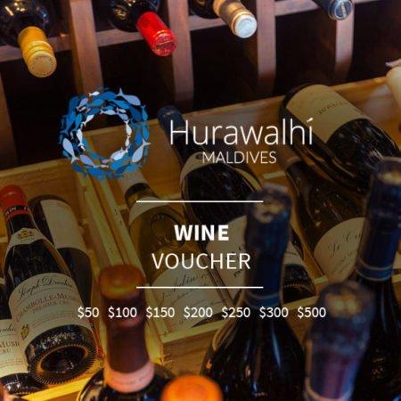 Hurawalhi Wine Gift Voucher